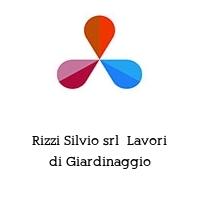 Rizzi Silvio srl  Lavori di Giardinaggio