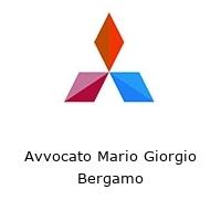 Avvocato Mario Giorgio Bergamo
