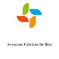 Avvocato Fabrizio De Risi