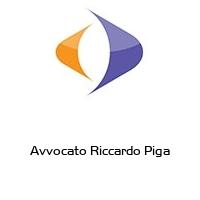 Avvocato Riccardo Piga