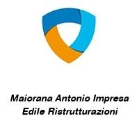 Maiorana Antonio Impresa Edile Ristrutturazioni