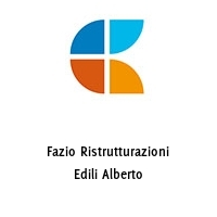 Fazio Ristrutturazioni Edili Alberto