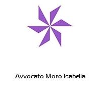 Avvocato Moro Isabella