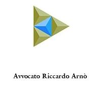Avvocato Riccardo Arnò