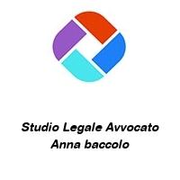 Studio Legale Avvocato Anna baccolo