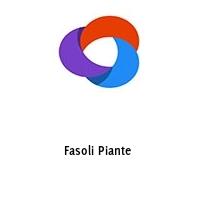 Fasoli Piante