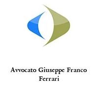Avvocato Giuseppe Franco Ferrari