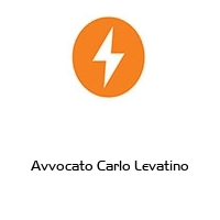 Avvocato Carlo Levatino