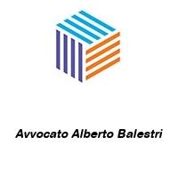 Avvocato Alberto Balestri