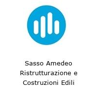 Sasso Amedeo Ristrutturazione e Costruzioni Edili