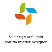 Salmerigo Architetto Patrizia Interior Designer