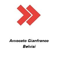 Avvocato Gianfranco Belvisi