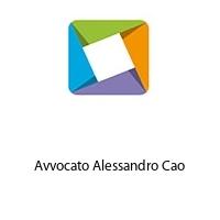 Avvocato Alessandro Cao