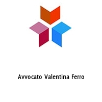 Avvocato Valentina Ferro