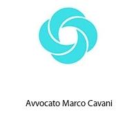 Avvocato Marco Cavani