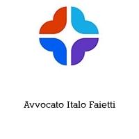 Avvocato Italo Faietti