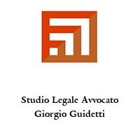 Studio Legale Avvocato Giorgio Guidetti