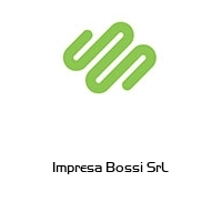 Impresa Bossi SrL