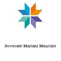 Avvocato Mariani Maurizio