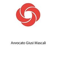Avvocato Giusi Mascali