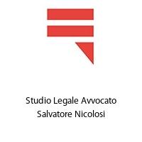 Studio Legale Avvocato Salvatore Nicolosi