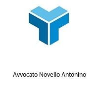 Avvocato Novello Antonino