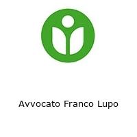 Avvocato Franco Lupo
