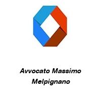 Avvocato Massimo Melpignano
