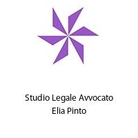 Studio Legale Avvocato Elia Pinto