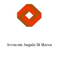 Avvocato Angela Di Marco