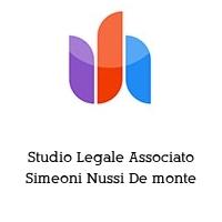 Studio Legale Associato Simeoni Nussi De monte