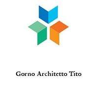 Gorno Architetto Tito