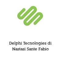 Delphi Tecnologies di Nastasi Sante Fabio