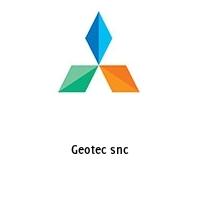 Geotec snc