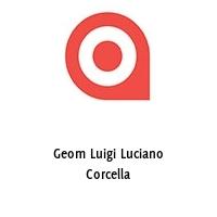 Geom Luigi Luciano Corcella