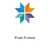 Paolo Fraboni