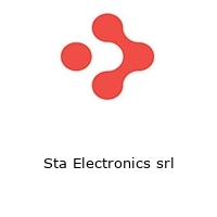 Sta Electronics srl