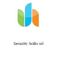Security Acilia srl