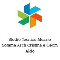 Studio Tecnico Musajo Somma Arch Cristina e Geom  Aldo