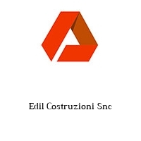 Edil Costruzioni Snc