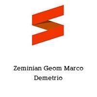 Zeminian Geom Marco Demetrio