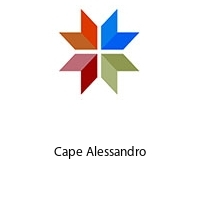 Cape Alessandro