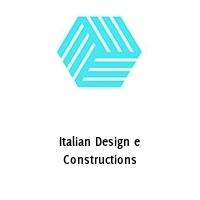 Italian Design e Constructions