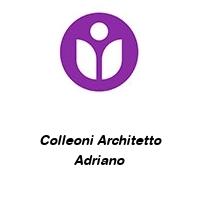 Colleoni Architetto Adriano