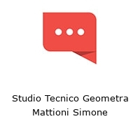 Studio Tecnico Geometra Mattioni Simone