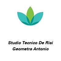 Studio Tecnico De Risi Geometra Antonio