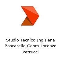 Studio Tecnico Ing Ilena Boscarello Geom Lorenzo Petrucci