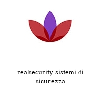 realsecurity sistemi di sicurezza
