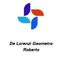 De Lorenzi Geometra Roberto