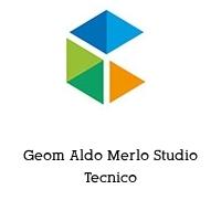 Geom Aldo Merlo Studio Tecnico